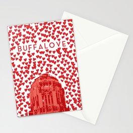 BUFFALOVE Stationery Cards