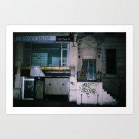 new york newyork  Art Print