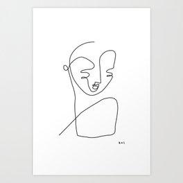 Feni Art Print