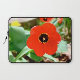 Red Portal Laptop Sleeve