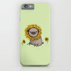 Pugflower iPhone 6s Slim Case