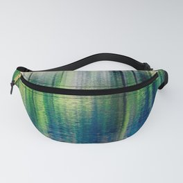 Abstract Blur Fanny Pack