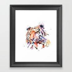 Panthera Tiger II Framed Art Print