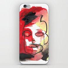 Mark iPhone & iPod Skin