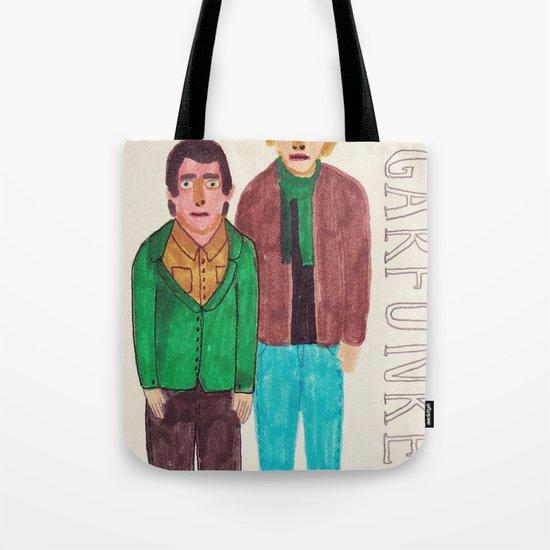 Simon & Garfunkel Tote Bag