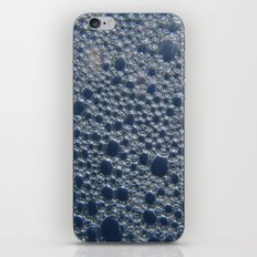 Bubbles! iPhone & iPod Skin