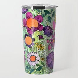 Purple Plum Parfait Travel Mug