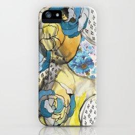 the blues...remix iPhone Case