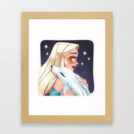 Alis & Kori Framed Art Print