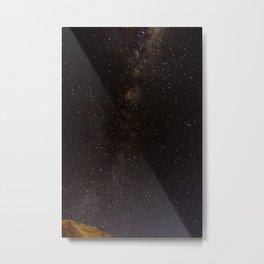 Milky Way Eruption Metal Print