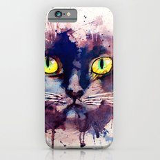 Serious Cat Slim Case iPhone 6s