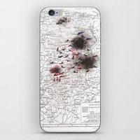 battlefield iPhone & iPod Skins featuring Battlefield I by Ale Santos