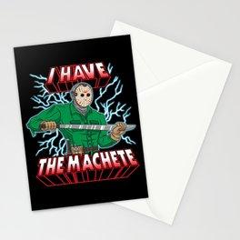Slashers of the Universe Stationery Cards