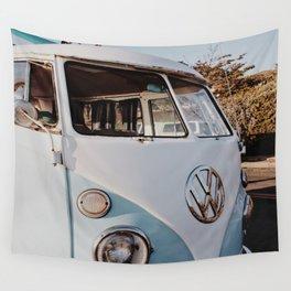 Travel Van Wall Tapestry