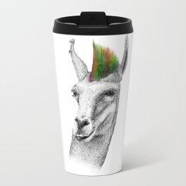 Llamahawk Travel Mug