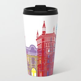 Parma skyline pop Travel Mug