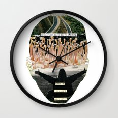 Create Your Own Happiness Wall Clock