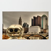 wall e Area & Throw Rugs featuring Wall E? by BradBrunstetter