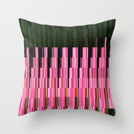 Kaleidoscope | Crape Myrtle Throw Pillow