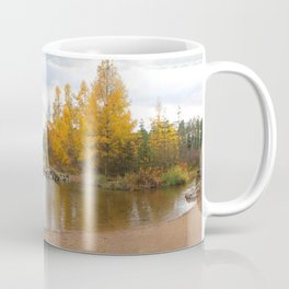 October headwaters of the Mississippi Coffee Mug