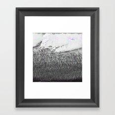 08-04-32 (.BMP Glitch) Framed Art Print