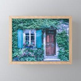 Beauty in Simplicity Framed Mini Art Print