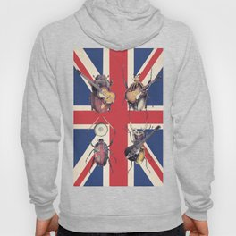 Meet the Beetles (Union Jack Option) Hoody