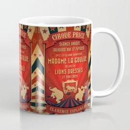 CIRQUE PRICE ROUGE Coffee Mug