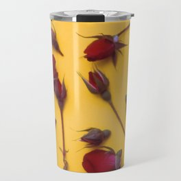 ROSES STEMS Travel Mug
