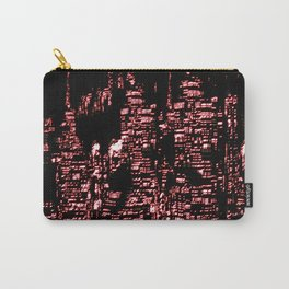 Night Glowing City Carry-All Pouch