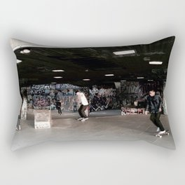 The Daily Grind  Rectangular Pillow