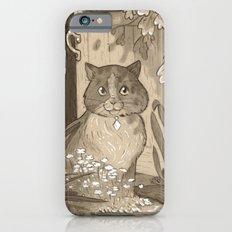 The Cat Slim Case iPhone 6s