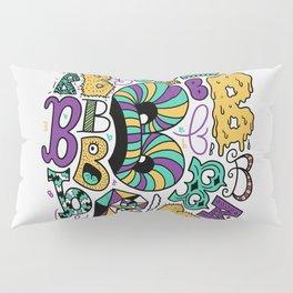 All the B's Pillow Sham