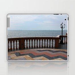 The Ringling Overlooking Sarasota Bay I Laptop & iPad Skin
