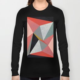 Canvas #3 Long Sleeve T-shirt