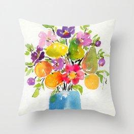 stillife N.o 1 Throw Pillow