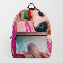 Dobby Dog Backpack