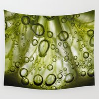 lime Wall Tapestries featuring Lime by Ryan Zimmermann