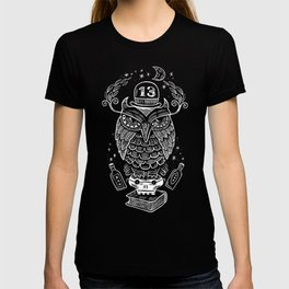 The Wise One - Owl T-shirt
