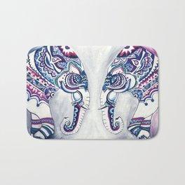 Elephants Bath Mat