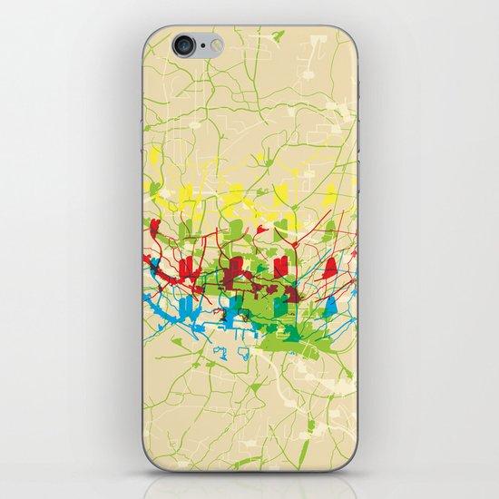 Good ol' Durham iPhone & iPod Skin