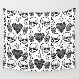 Ghostly Dreams II Wall Tapestry