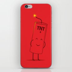 Take Cover iPhone & iPod Skin