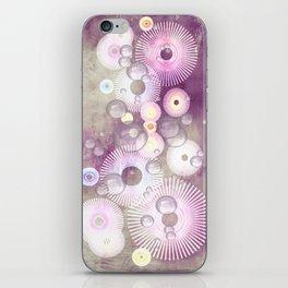 Phantasie in lila - Fantasy in purple iPhone Skin
