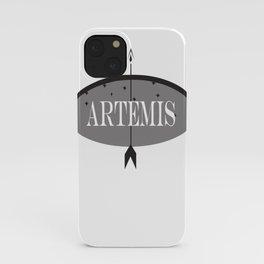 Artemis Logo iPhone Case