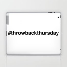 #throwbackthursday Laptop & iPad Skin