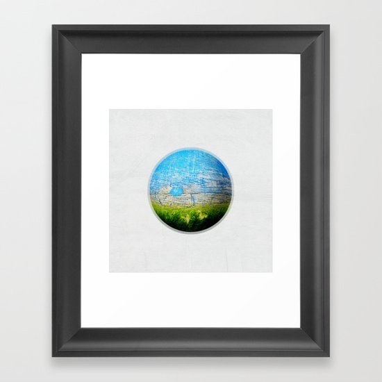 Mother Nature Framed Art Print