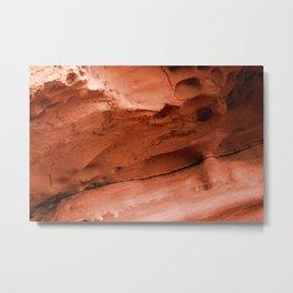 Cave al you want Metal Print