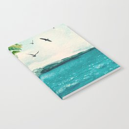 Palm Trees 1 Notebook