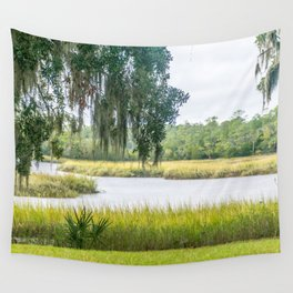 By the Bayou Wall Tapestry